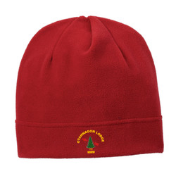 C900 - B101E002 - EMB - Stretch Fleece Beanie